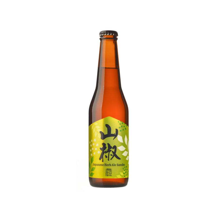 <b>いわて蔵ビール</b>ジャパニーズハーブエール山椒