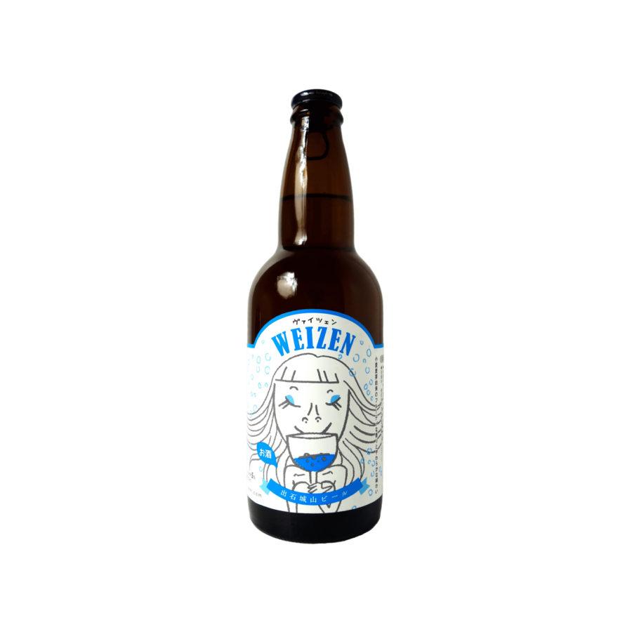 <b>出石城山ビール</b>ヴァイツェン