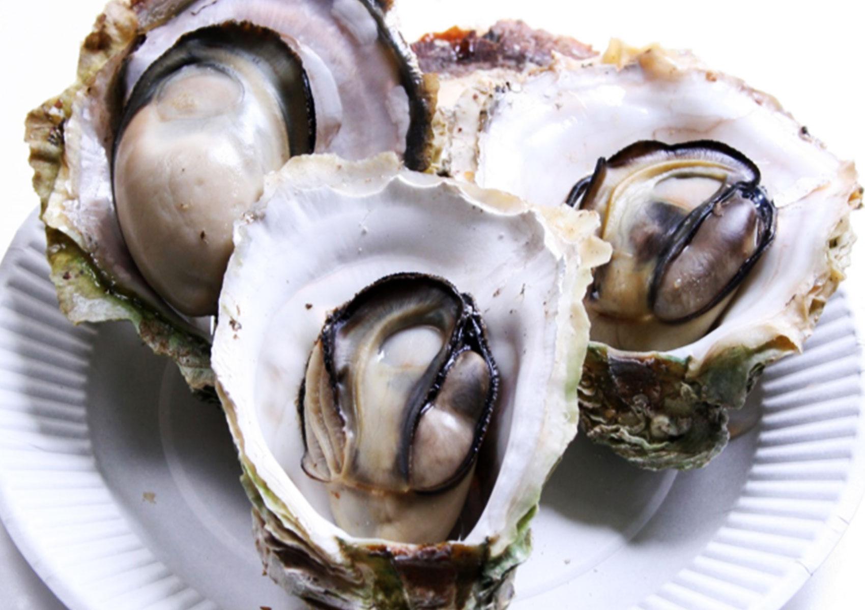 九十九島蒸し牡蠣 蒸し牡蠣